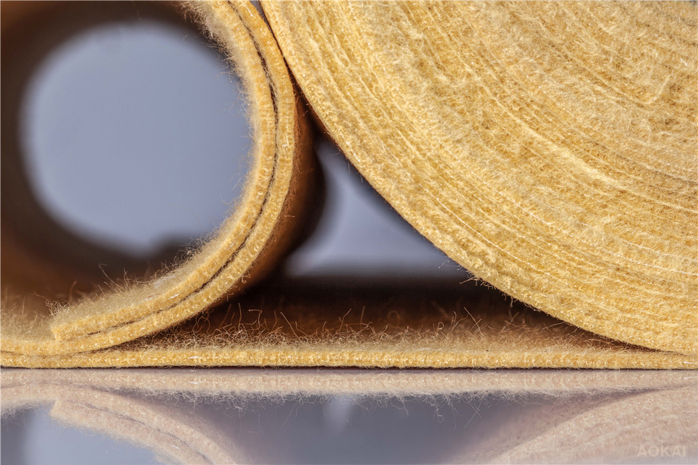 P84 Polyimide Air Dust Filter Cloth