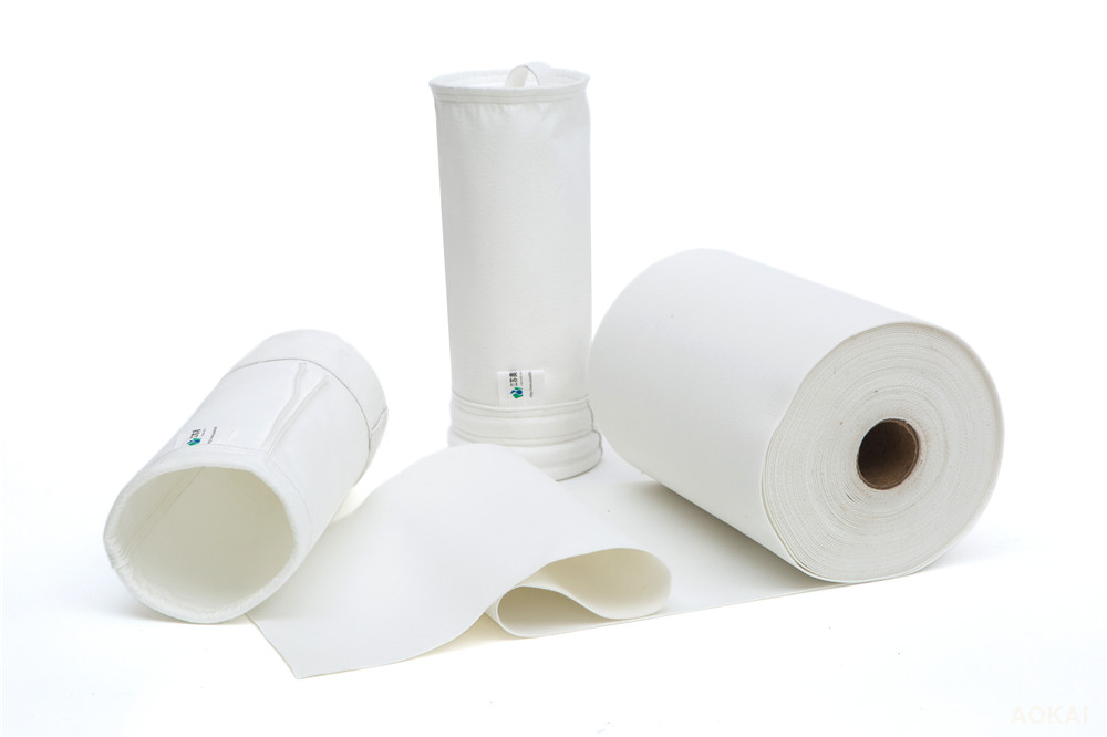 Non-woven Polyester Air Dust Filter Cloth