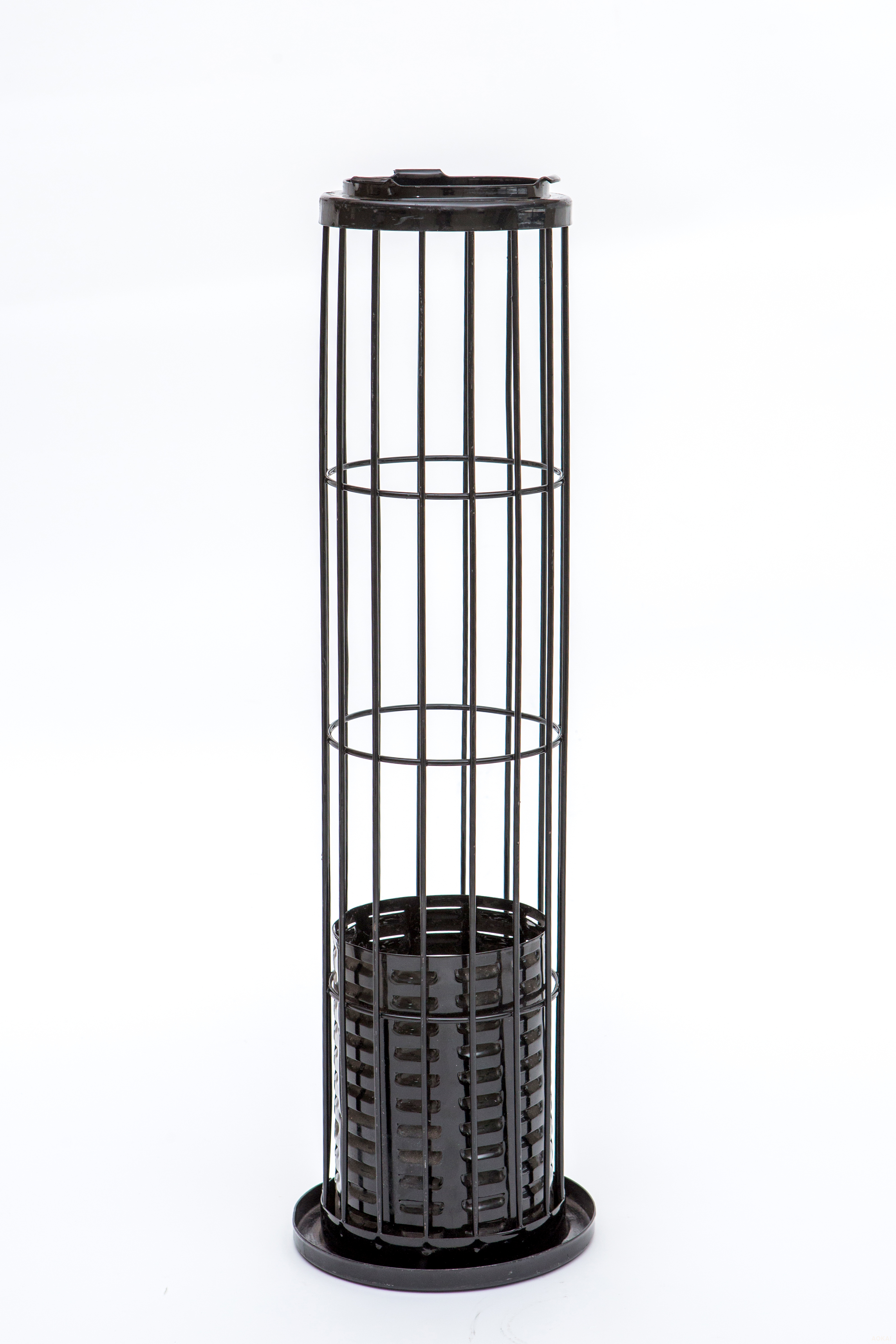 Industrial Dust Filter Flame Filter Bag Cage